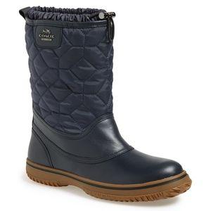 NWOT Coach Sparrow Boots